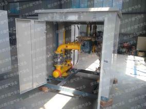 食品蒸汽锅炉改装煤改气燃气调压柜