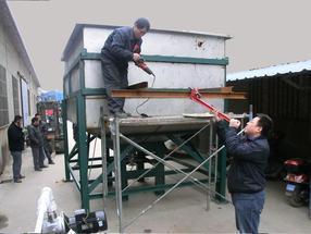 金属加工脱脂催化超声波清洗机
