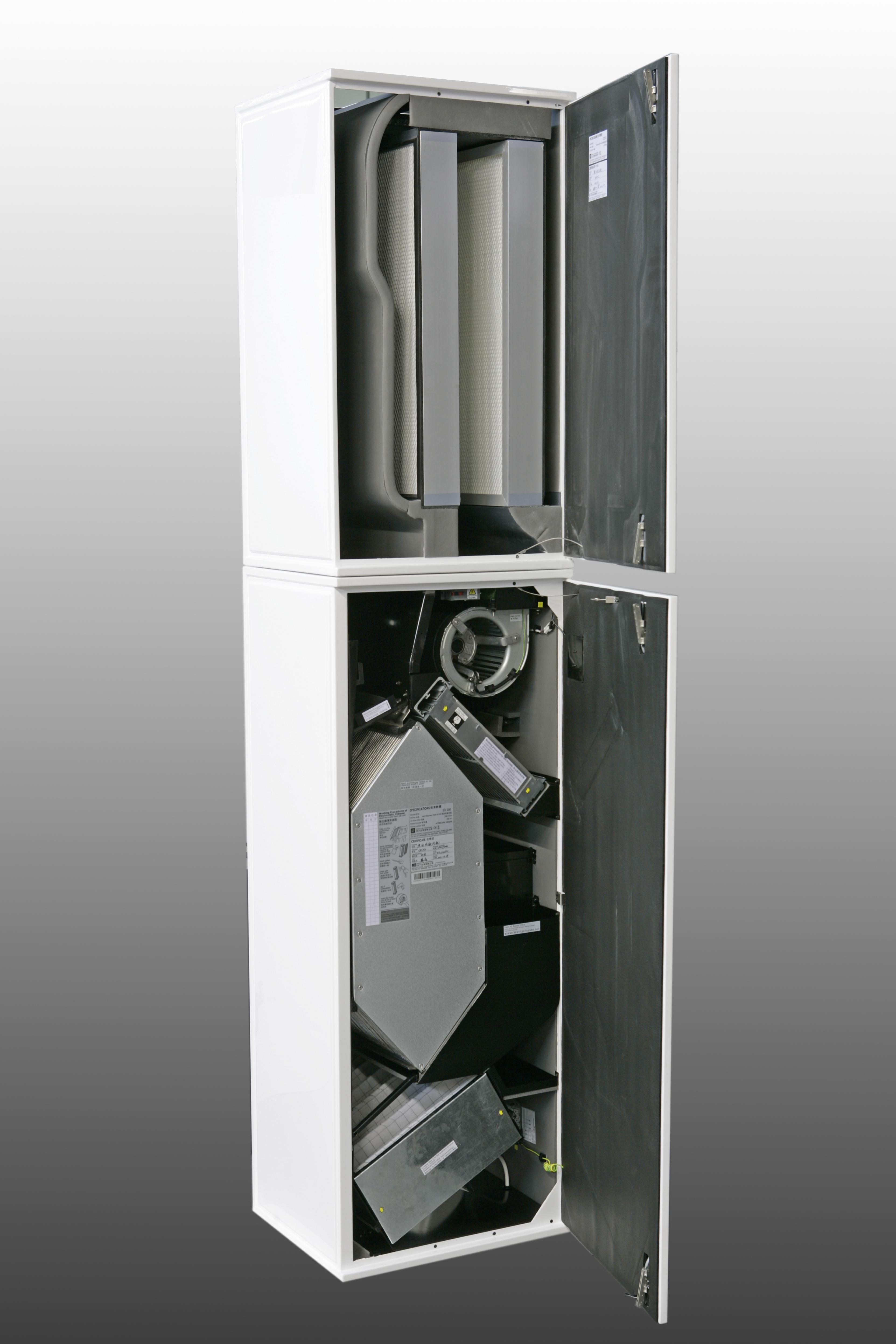 风机新厨柜sd250型乐巴士远大图片