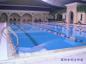 水利方整体拆装式游泳池的优势