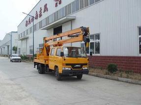 山西太原哪里有卖国四14米高空作业车