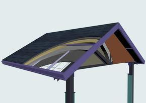 轻钢别墅节能住宅结构体系