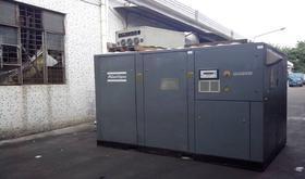 宁化阿特拉斯GA90食品行业空气压缩机,南平螺杆空压机售后服务