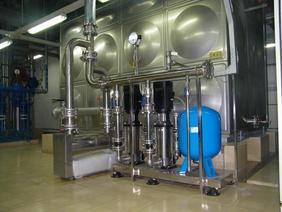 三合SHWG系列无负压变频供水配备