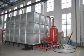 吉林消防水箱