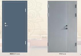 芜湖变压器室钢门 芜湖大型配电房门 芜湖超大变压器门 变压器室大门