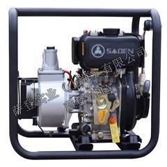 应急用小型柴油机抽水泵多少钱