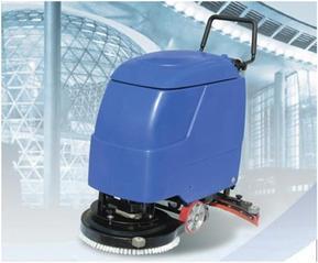 YJ-550手推式洗地车
