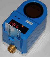 卡哲K1508一体计时计量插卡感应式水控机