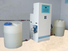 二氧化氯水处理设备