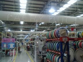 法布瑞克布风管/布袋风管/空气分布器