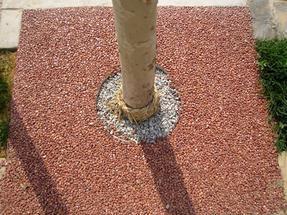 供应乌鲁木齐透水混凝土-透水地坪