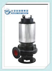上海太平洋水泵Pacific JYWQ型自动搅匀潜水排污泵
