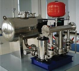 WZG型系列无负压供水设备