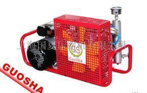 消防空气压缩机【全球最小便携式GSX100型】