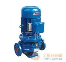 ISG型系列立式管道离心泵