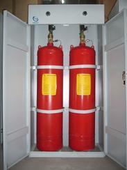 柜式七氟丙烷灭火装置(双瓶组)