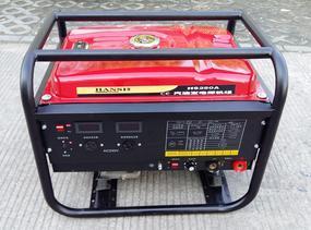 发电电焊两用机柴油250A