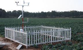 八要素田间小气候自动观测仪