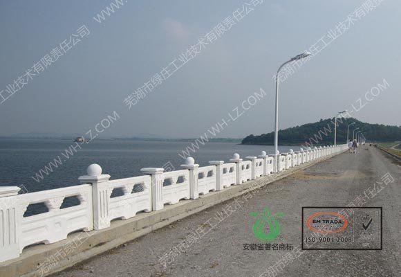 仿石护栏,桥梁护栏,河道护栏,水库护栏,大坝护栏