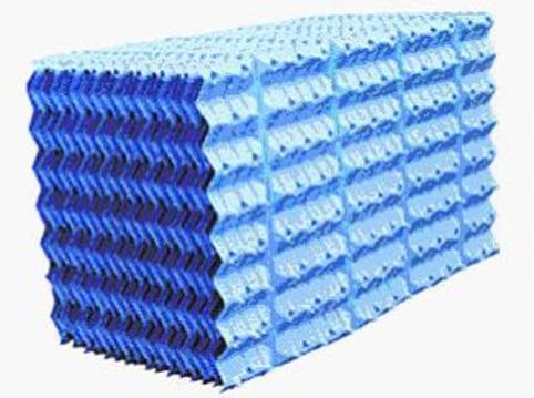 方形冷却塔填料_冷却塔填料优质