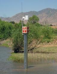 自动水位监测站