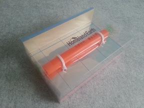 杰瑞地暖配套辅材集成系统样品盒