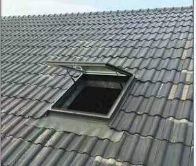 供应诸暨斜屋顶天窗