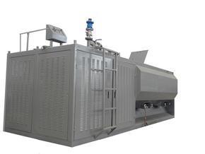 华峰绿化养护用液压有机土喷播机