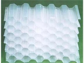 玻璃钢六角蜂窝填料_冷却塔填料厂家