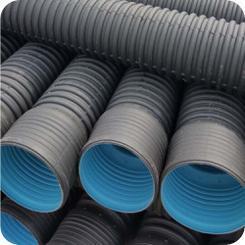 HDPE双壁波纹管/地埋排水管/排污管