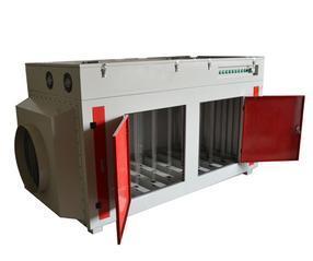 光氧催化废气净化器 光催环保设备 喷漆房光解净化器废气处理设备