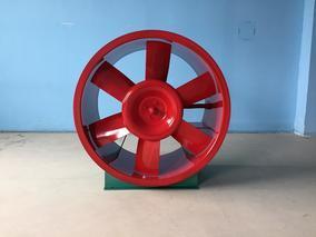 HTF-I轴流式消防排烟风机  耐高温风机