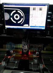 全自动打靶机视觉系统,自动冲孔机系统方案