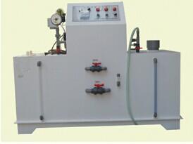 HB系列化学法二氧化氯发生器