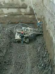 北京基坑支护加固/山体护坡/锚杆喷射混凝土加固