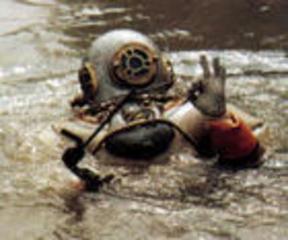 济南水下安装公司