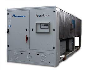 克莱门特风冷热泵机组维修