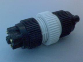 16A线缆防水插头插座组合