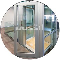 BUSSH私人定制无机房家用电梯 无机房别墅电梯