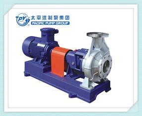 IH -国际标准化工离心泵太平洋