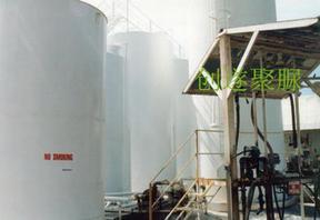 化学品加工行业耐酸专用聚脲