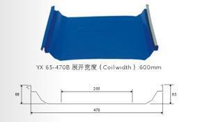 金属屋面复合板、屋面单板