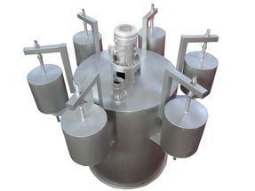 浮油吸收器