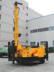 JKS300A型履带式多功能水井钻机