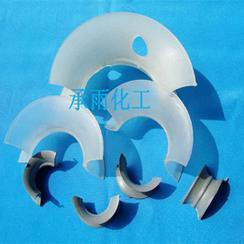 PP塑料矩鞍环