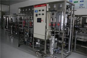 精密电镀超纯水处理设备