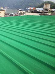 屋顶聚脲防水施工