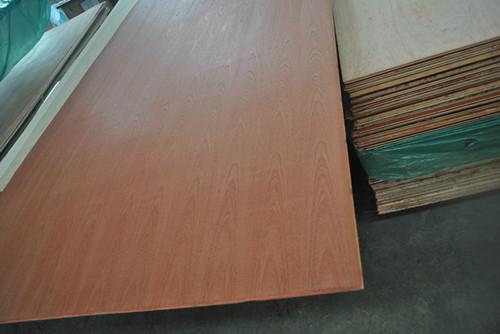 红木小规格门板用饰面板胶合板