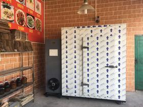 温伴移动箱式腊味腊肠腊肉食品烘干机